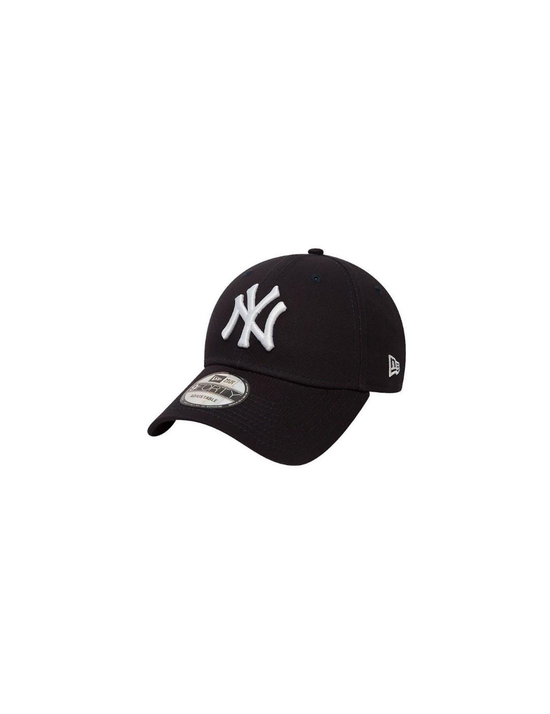 GORRA NEW ERA NEW YORK YANKIES BLACK