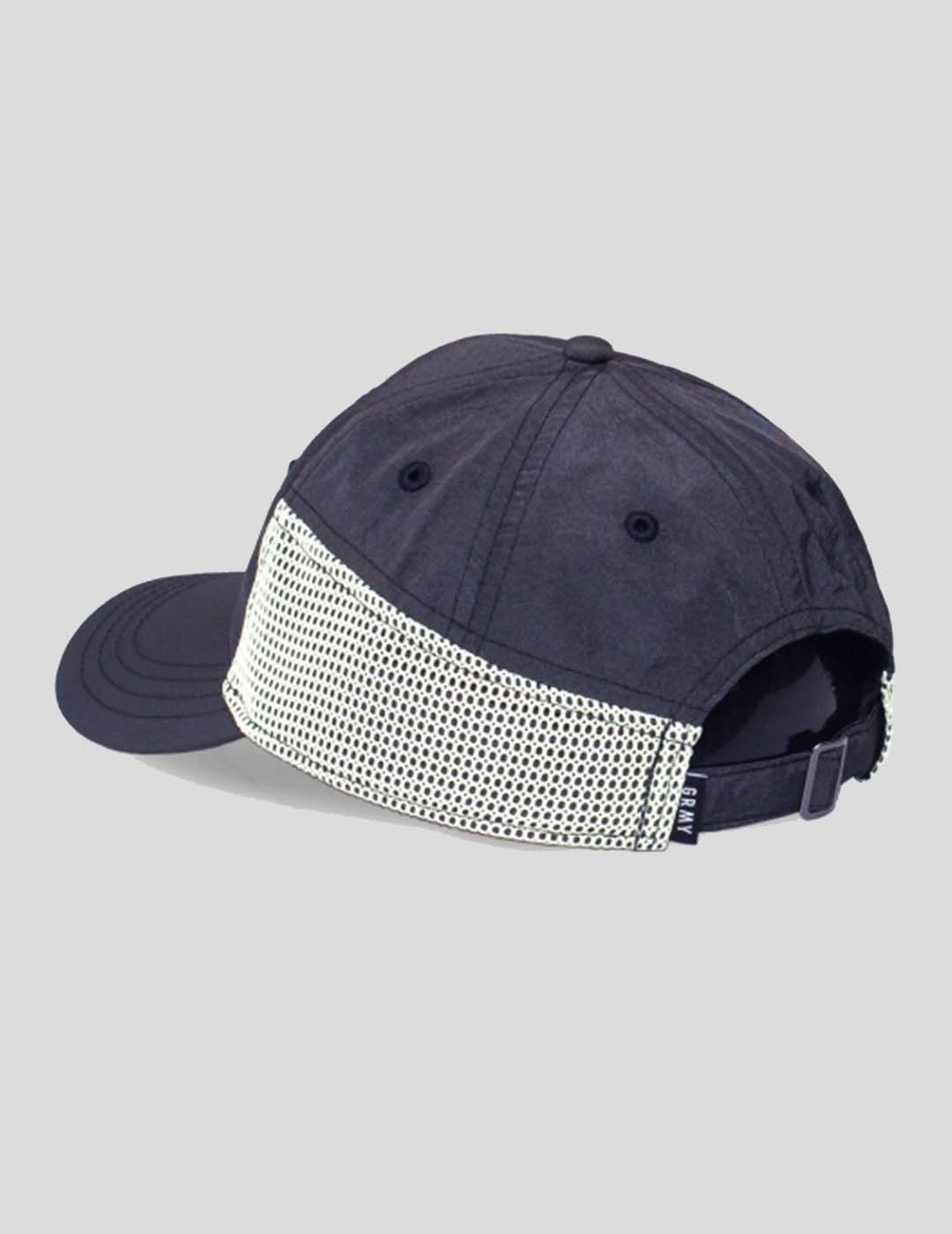 GORRA GRIMEY STEEZ CURVED VISOR CAP BLACK