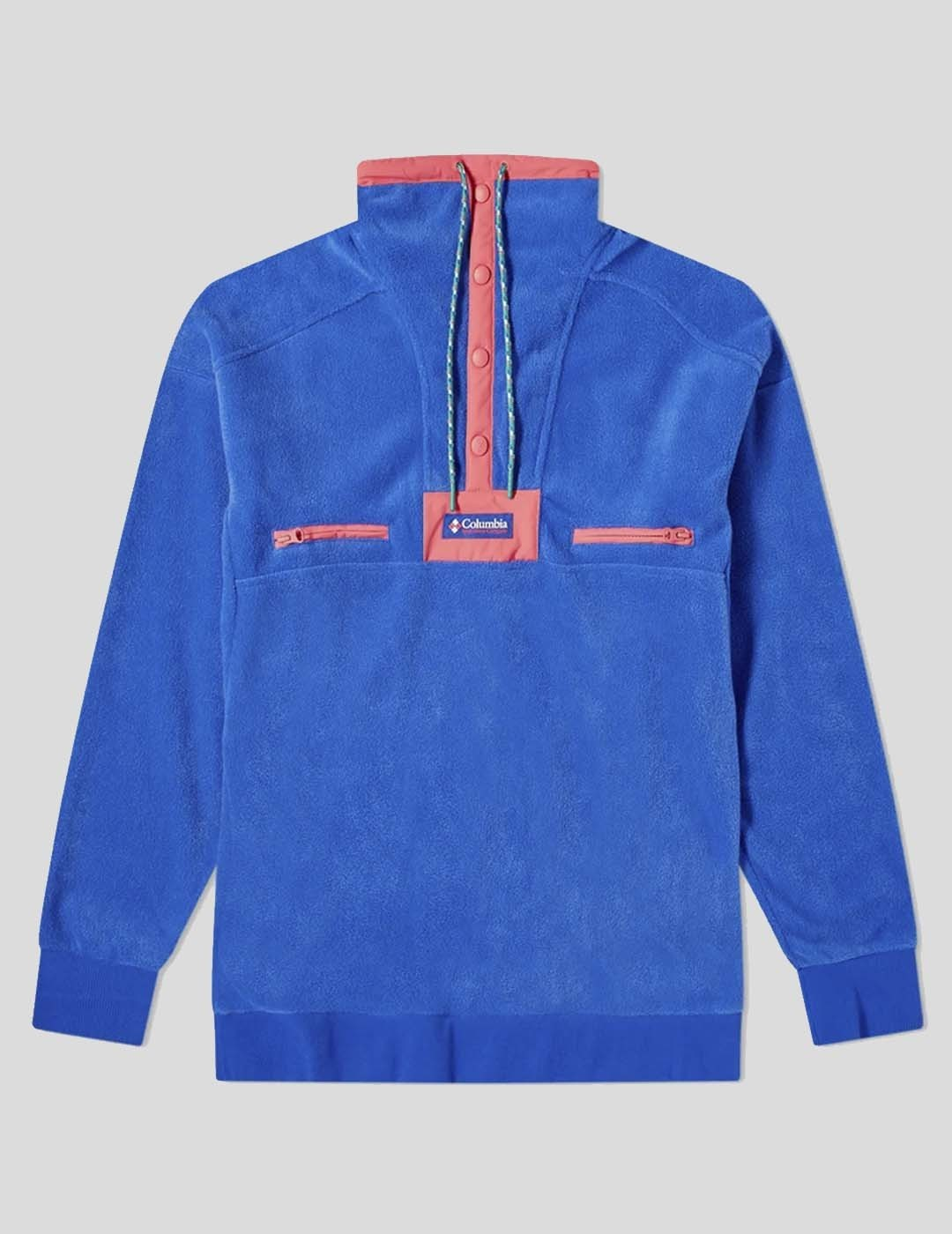 CHAQUETA COLUMBIA POWDER KEG FLEECE LAPIS BLUE