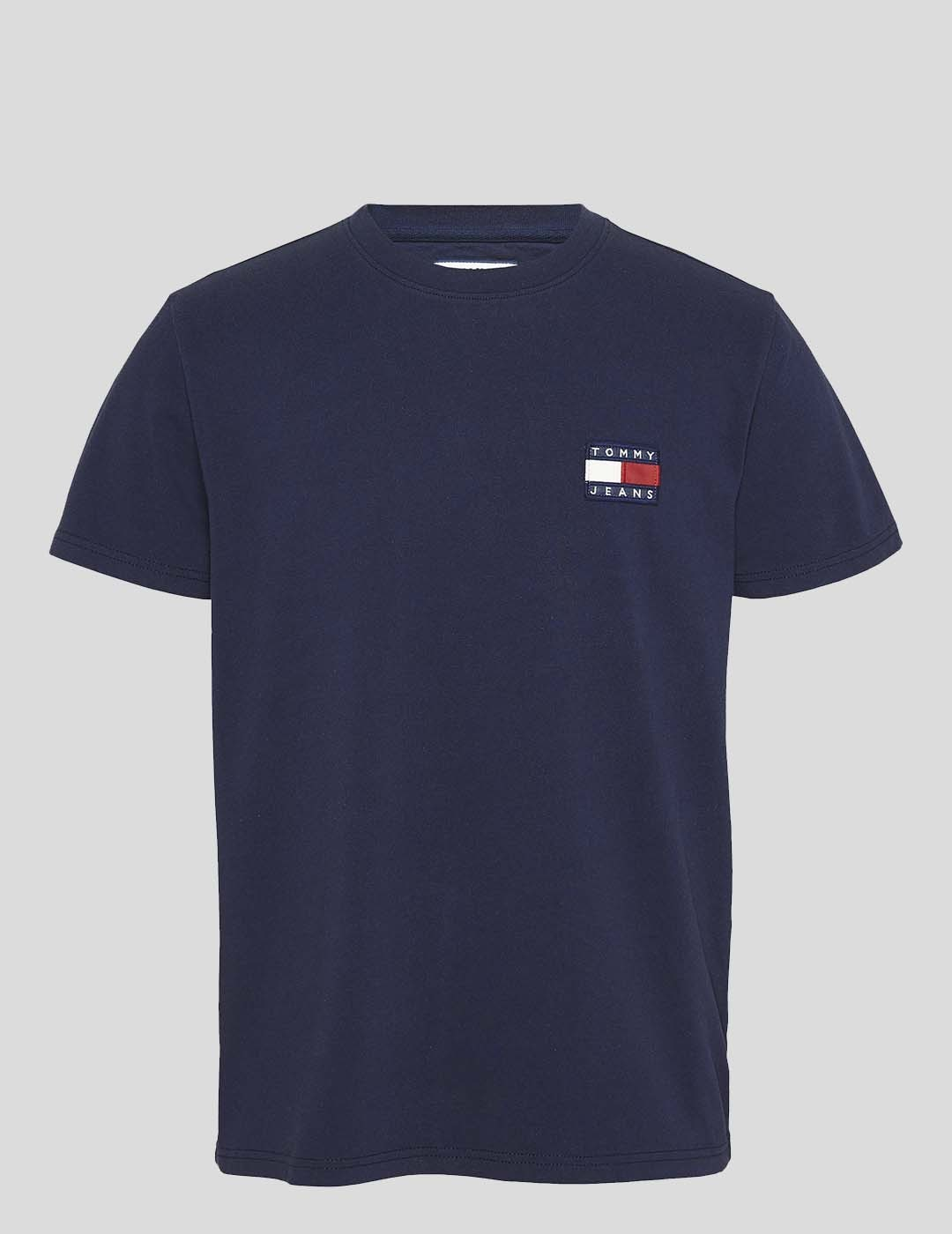 CAMISETA TOMMY JEANS TOMMY BADGE TEE TWILIGHT NAVY