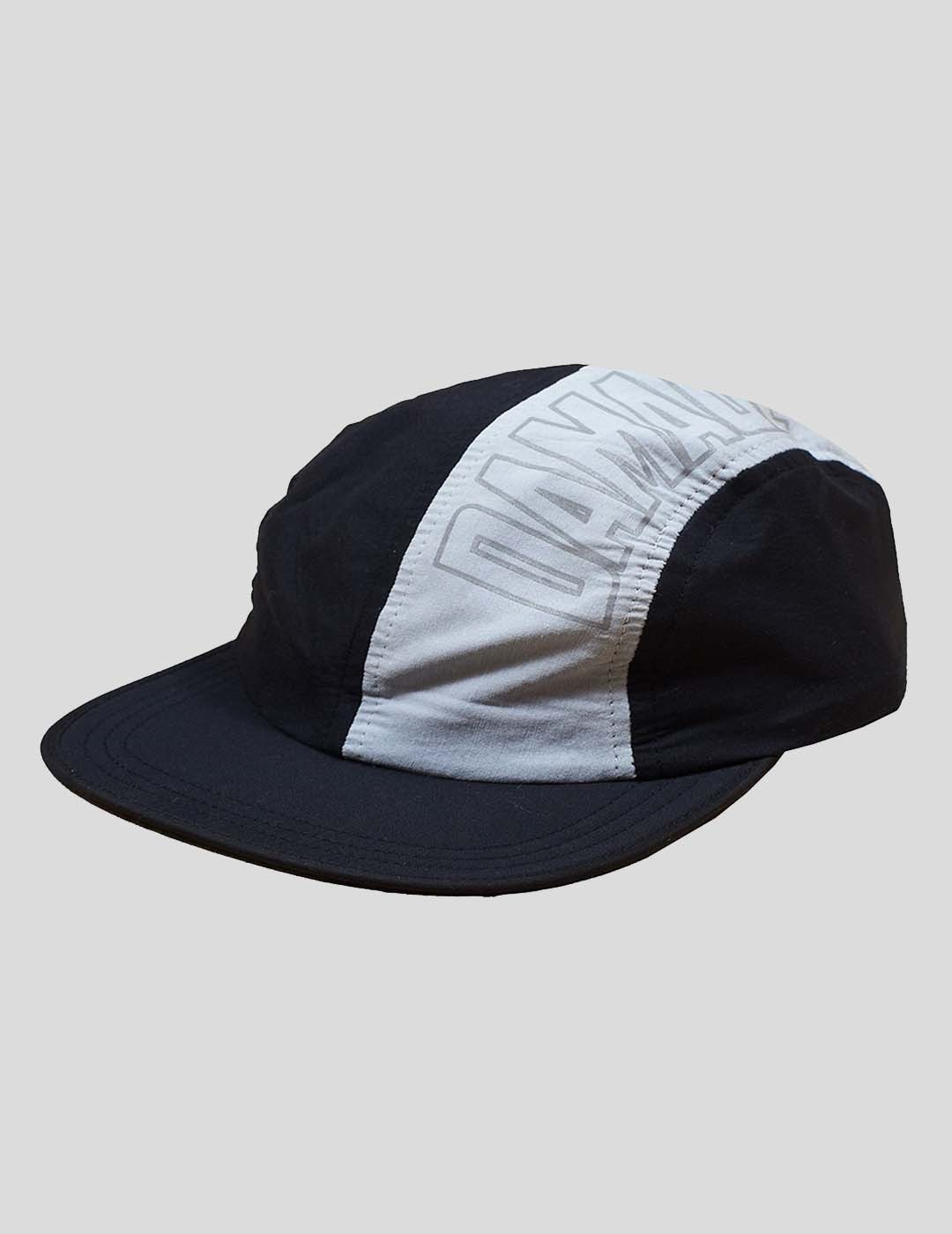 GORRA DAMAGE 4 PANEL TECH CAP BLACK/GREY