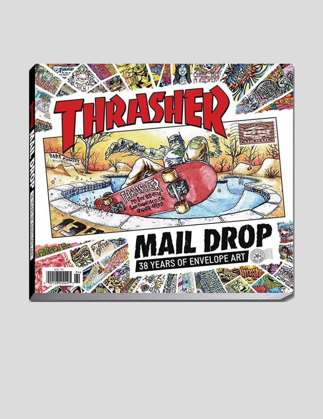 LIBRO THRASHER THRASHER MAIL DROP BOOK