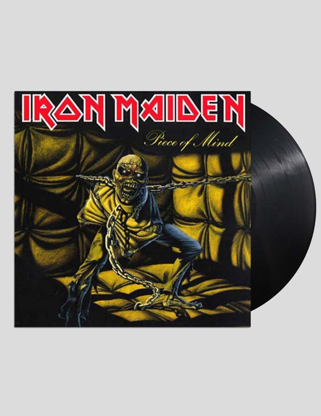 VINILO IRON MAIDEN - PIECE OF MIND LP VINYL