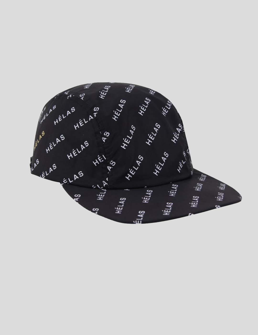 GORRA HÉLAS TYPOCAL CAP BLACK